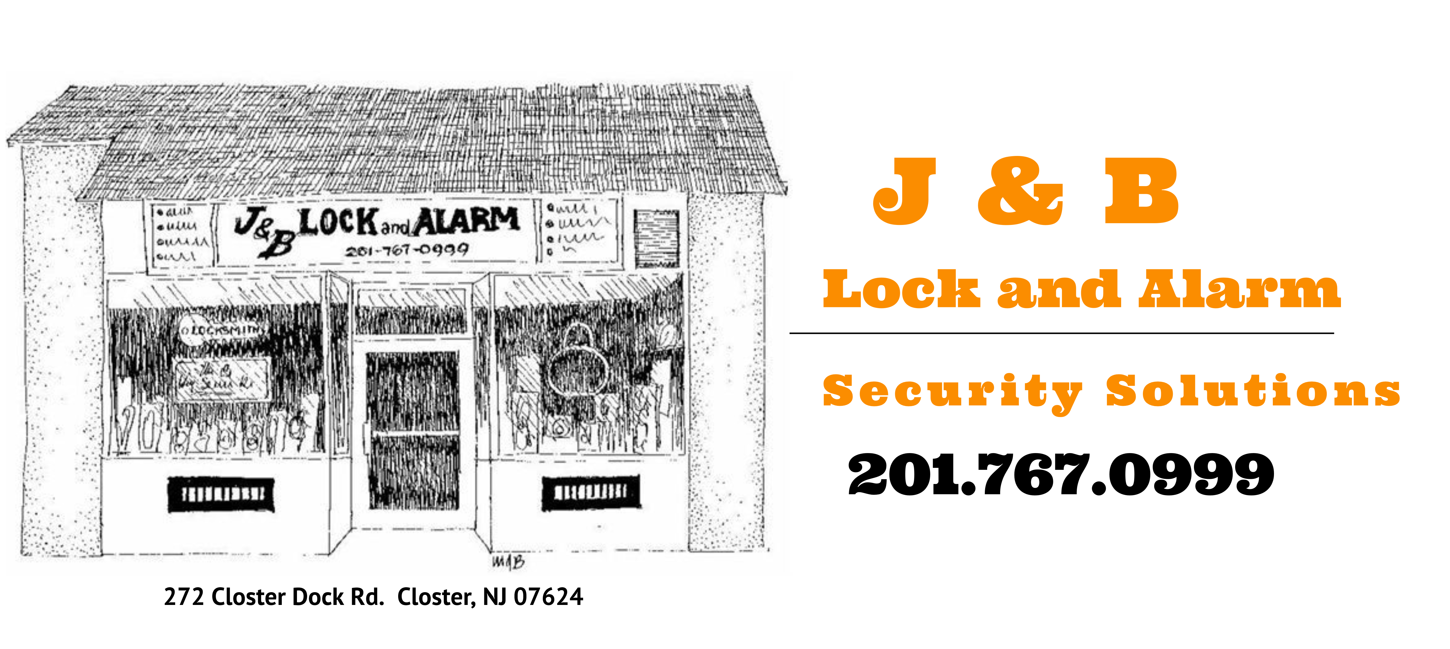 J & B Lock And Alarm